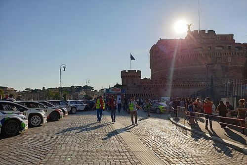 ERC-CIR: iscritti e Rally2 record per il Rally di Roma Capitale