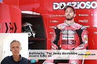 """Battistella esclusivo: """"Da Ducati ancora nessuna offerta per Dovizioso"""""""