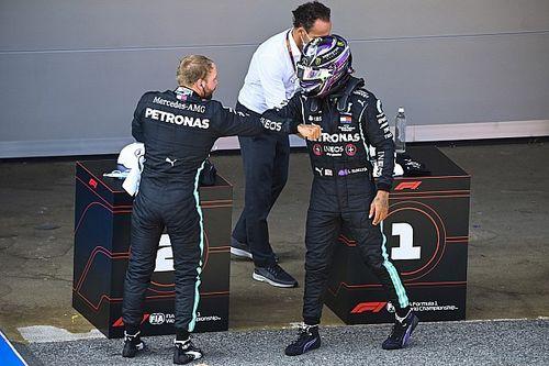 PLACAR F1: Hamilton abre novamente vantagem sobre Bottas na disputa interna; três pilotos ainda não foram superados em 2020