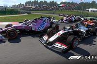 Фиттипальди выиграл первый этап виртуальной Ф1, лучший круг проехал вратарь