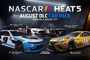 Le second pack de contenu pour NASCAR Heat 5 disponible dès demain
