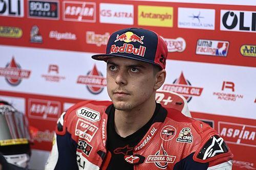 Di Giannantonio Antisipasi Transisi Moto2 ke MotoGP