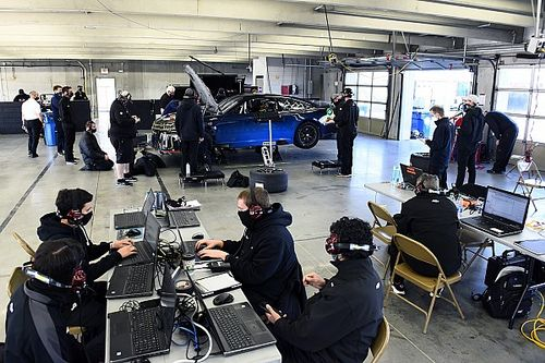 """NASCAR """"future-proofing"""" its Next Gen car to enable hybrid"""