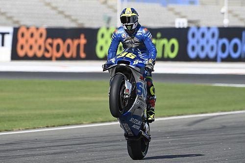MotoGP Valencia: Joan Mir sorgt mit Debütsieg für WM-Vorentscheidung