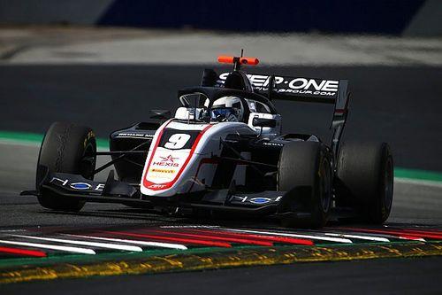 Correa cierra décimo el último test de pretemporada de Fórmula 3