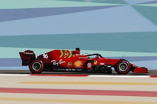Темп Ferrari в Бахрейне стал сюрпризом для Леклера