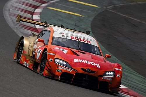 """""""Big changes"""" pay dividends for Rookie Racing at Fuji"""