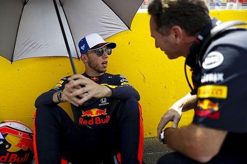 """Horner: """"Terugkeer Gasly naar Red Bull was nooit een optie"""""""