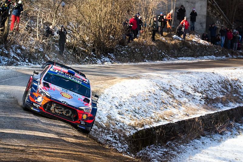 [WRC] FIA计划在2022年为WRC引入电动或混动