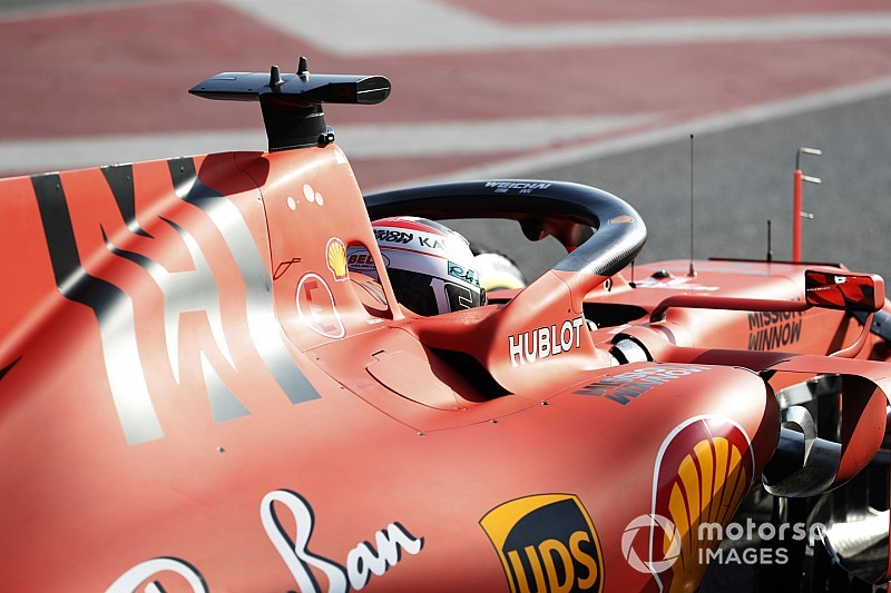 Leclerc 'put emotion to one side' in first 2019 Ferrari F1 test