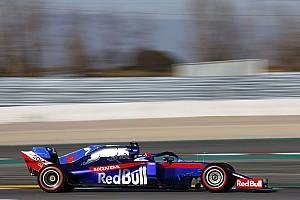 Egginton sogna con la Toro Rosso: