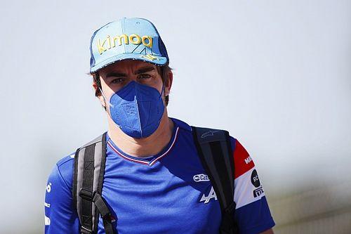 """Alonso, F1'i şu an biraz fazla """"stresli"""" buluyor"""