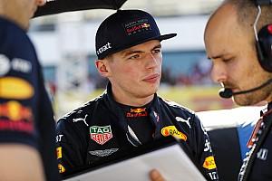Red Bull, Verstappen'in MotoGP testi yapmasına izin vermedi