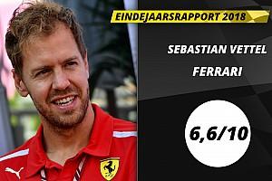 Eindrapport Sebastian Vettel: Te hoge foutenlast als Ferrari-kopman
