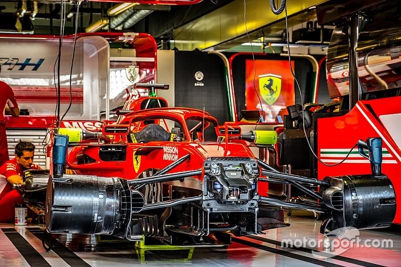 Технический анализ: что придумала Ferrari в последнем сезоне под руководством Арривабене