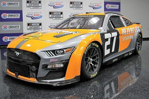 Hezemans waagt met nieuw Nederlands team stap naar NASCAR Cup Series