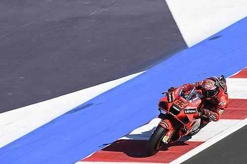 La grille de départ du GP de Saint-Marin MotoGP