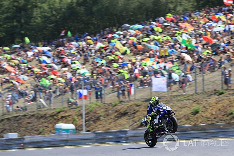 Brno MotoGP - the race as it happened