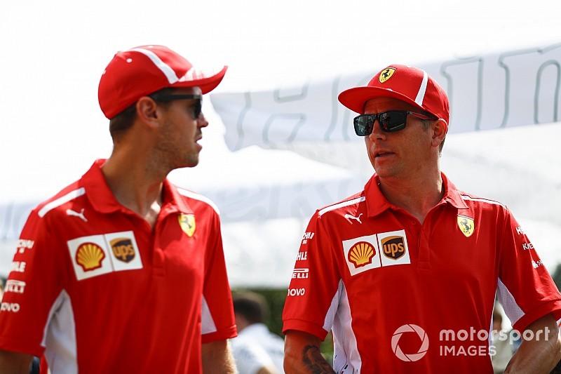Räikkönen elhintette: a Ferrari múltja alapján a hétvégén lehet bejelentés