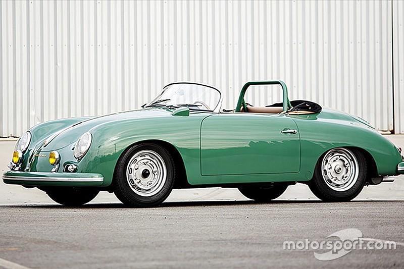 Підроблений Porsche 356 був проданий за 1,5 мільйона доларів