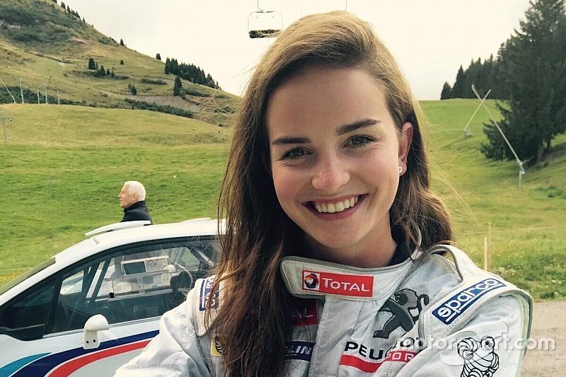 Catie Munnings debutta in ERC Junior ad Ypres