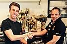 Fulgenzi in Super Trofeo con l'Antonelli Motorsport