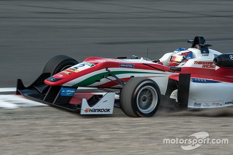 زاندفورت: كاسيدي يفوز بسباقه الأوّل في الفورمولا 3 الأوروبية