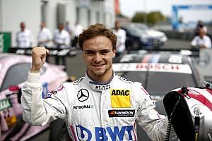 Ауэр войдет в программу Red Bull и проведет год в Суперформуле