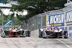 Формула E Новость В Формуле Е увеличится количество автопроизводителей