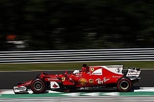 F1 Entrevista Vettel considera que la pole en Hungría fue fruto del trabajo en equipo