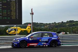 TCR Репортаж з гонки TCR у Німеччині: Морбіделлі виграв першу гонку