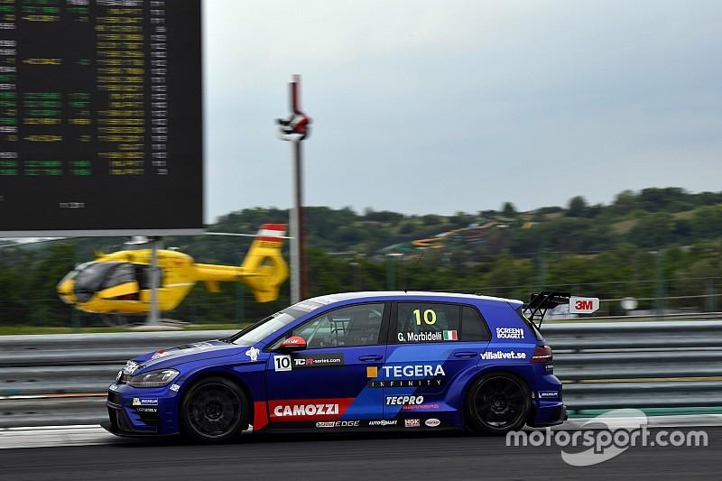 TCR у Німеччині: Морбіделлі виграв першу гонку