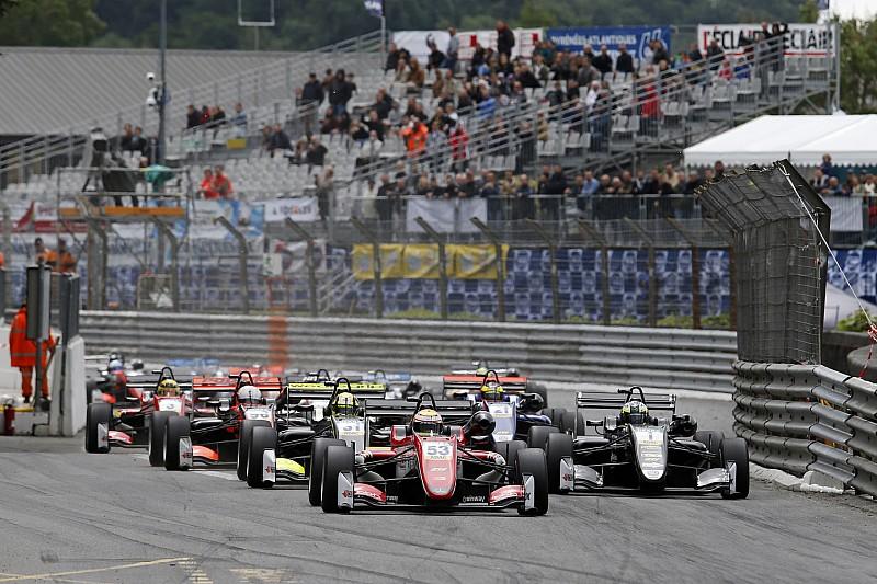 La Fórmula 3 arrancará más tarde que nunca y en Pau