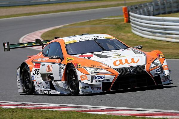 Super GT Autopolis Super GT: Nakajima, Rossiter win after race-deciding crash