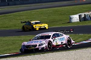 DTM Reporte de calificación Lucas Auer pole en la carrera del sábado del DTM en Lausitz