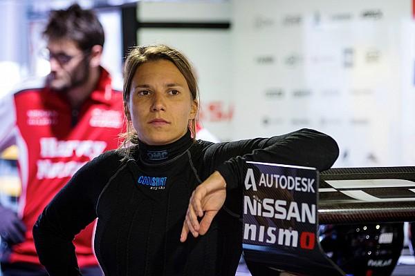 Supercars Interview Simona De Silvestro :