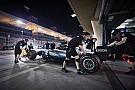 Les trains de pneus par pilote pour le GP de Bahreïn