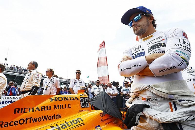 """Bourdais: """"Alonso no lo tendría tan fácil ahora en Indy"""