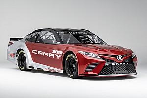 Monster Energy NASCAR Cup 速報ニュース 【NASCAR】新型カムリがベースの最新NASCAR発表。TRDら共同開発