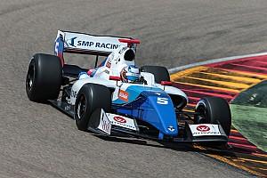 Формула V8 3.5 Отчет о гонке SMP сделала дубль в первой гонке Формулы V8 3.5 в Арагоне