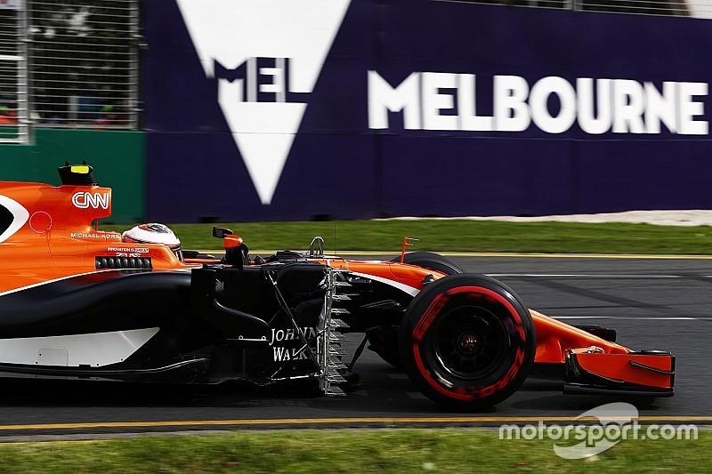 Analisis teknis: Dirundung masalah, McLaren tetap kembangkan aero