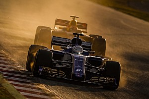 Formula 1 Special feature Gallery: The best images so far from Barcelona F1 testing