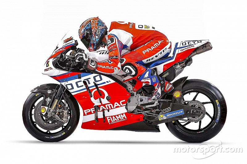 pramac ducati reveals 2017 motogp livery. Black Bedroom Furniture Sets. Home Design Ideas