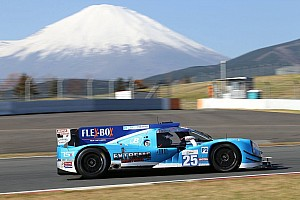 Asian Le Mans Qualifying report Algarve Pro Racing on pole for the 4 Hours of Fuji