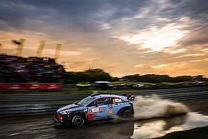 WRC Leg звіт Ралі Польща: дива та й годі