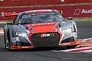 BSS El Audi de Vanthoor y Fässler venció las Blancpain en Hungaroring