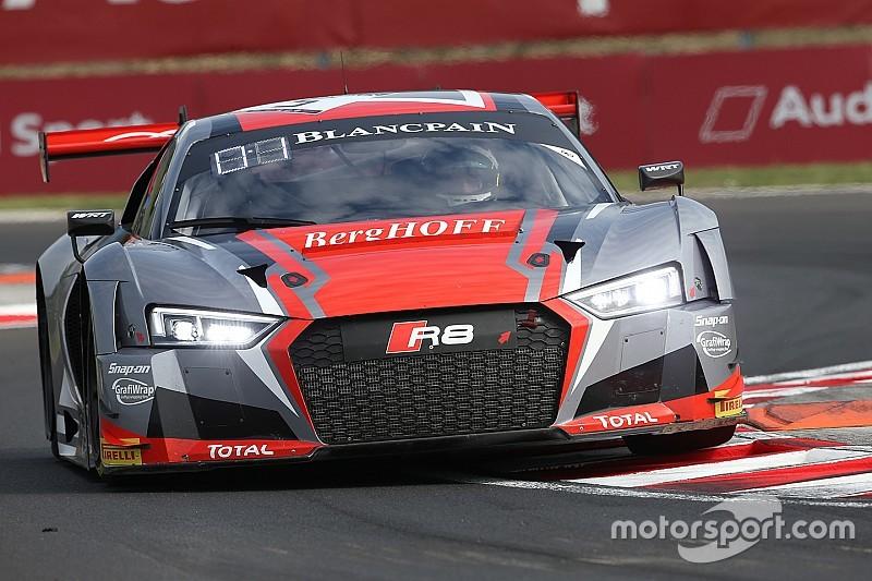Dries Vanthoor conquista anche la pole al Nurburgring