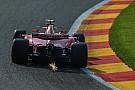 Formel 1 2017 in Spa: Ferrari im 3. Training an der Spitze