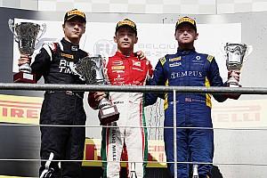 FIA F2 Репортаж з гонки Ф2 у Спа: боротьба за подіум до останнього метру дистанції!