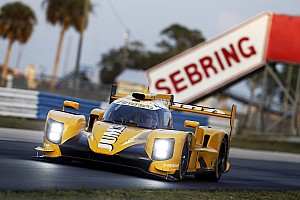 European Le Mans Breaking news Barrichello impressed by Dallara LMP2 at Sebring